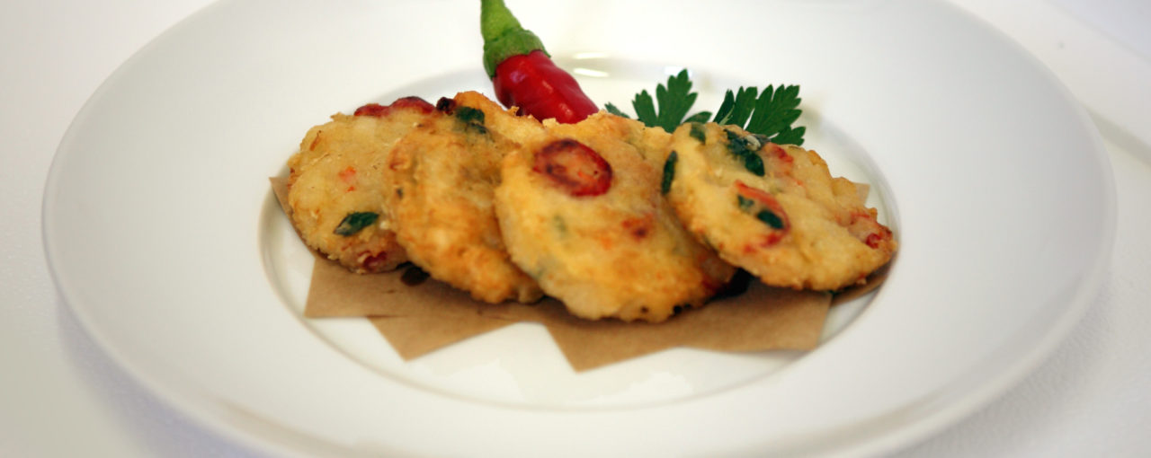 Frittelle di Stocco